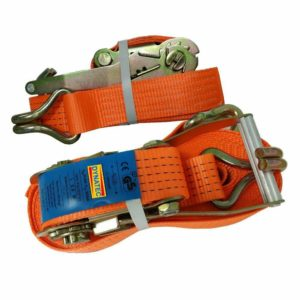 1 Ratchet Strap 5 Ton Load 50mm Wide X 10 M Meter Lashing Tie Down 5000kg Dynatex