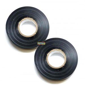 2 Insulation Tape Blue PVC Insulating 19mm x 33M Flame Retardant EN 60454