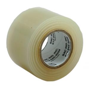 Clear Tarpaulin Repair Tape 50mm x 10M 35ft Meter Rip Tears Joint PVC