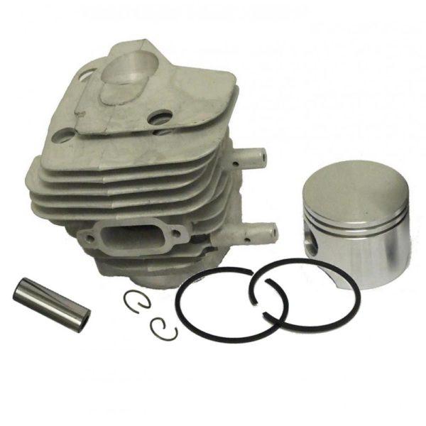 Cylinder & Piston Pot Kit Fits Husqvarna Partner K650 Active 2 No 506099212 Replacement