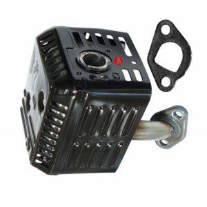 Exhaust & Cover & Gasket Honda Petrol Engine GX110 GX120 GX140 GX160 GX200 None Genuine
