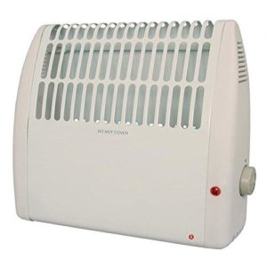 electric heater in dog shed