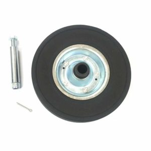 Jockey Spare Wheel 20mm ID 210mm Tyre Fits 43mm & 48mm Smooth
