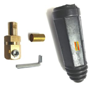 1 Female Welding Cable Dinze Type Socket SK 35mm To 50mm Connector Dinse Din