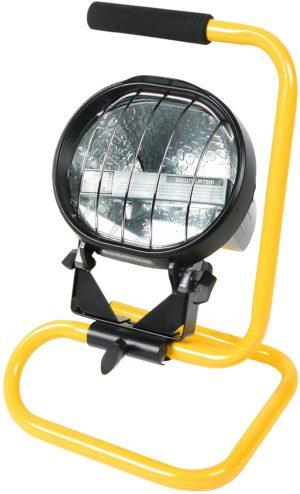Floor Flood Halogen Light 300w - 500w Cable & Plug 110v Defender E709007 110 Volt
