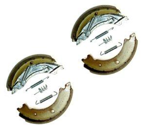 """Trailer Brake Shoe's 203 x 40mm KNOTT Set 8"""" Drum Brakes For Indespension DX/9001433 10027585 IBL504"""